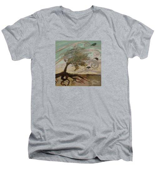 Back To Solace Men's V-Neck T-Shirt