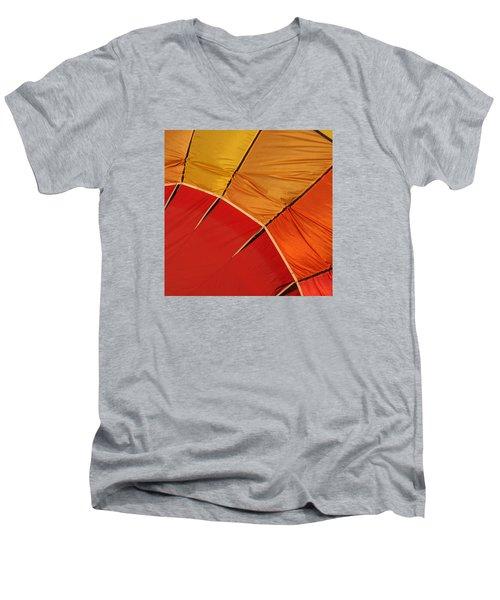 Balloon Fest Men's V-Neck T-Shirt