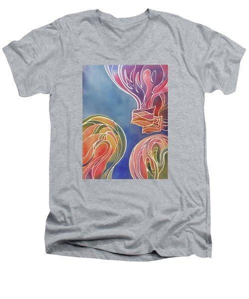 Balloons IIi Men's V-Neck T-Shirt