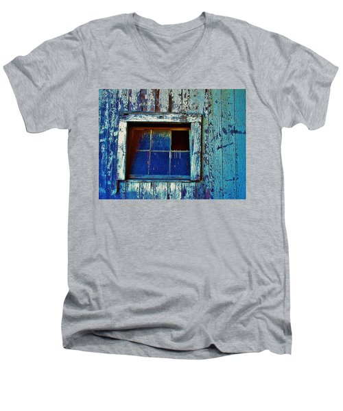 Barn Window 1 Men's V-Neck T-Shirt