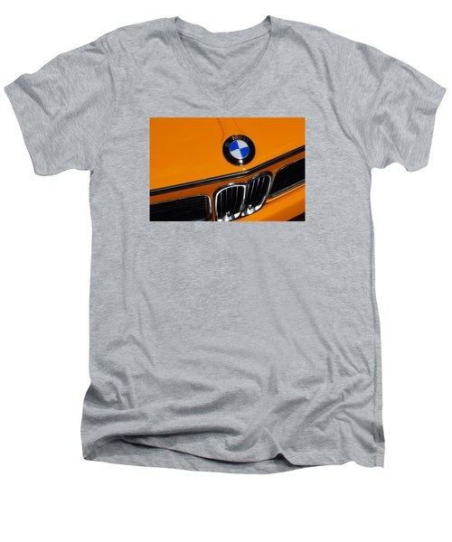 Bavarian Auto Werkes Men's V-Neck T-Shirt by John Schneider