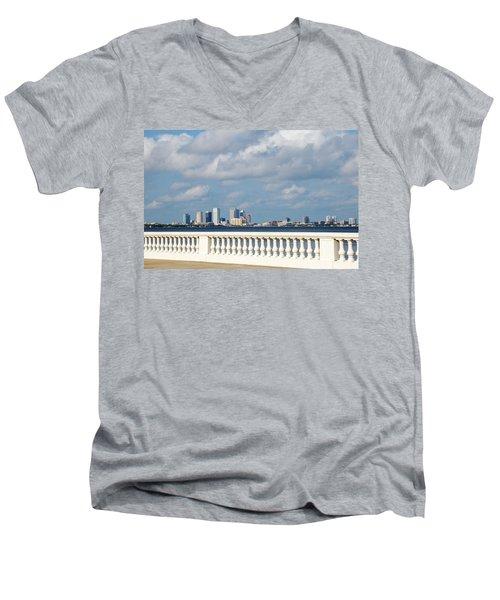 Bayshore Men's V-Neck T-Shirt