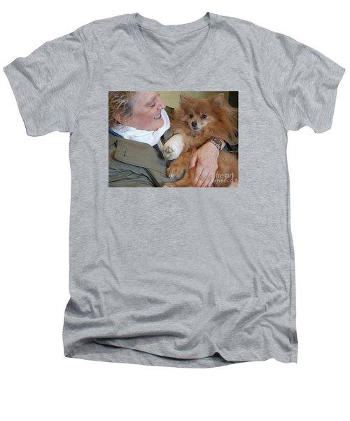Be Better Soon Men's V-Neck T-Shirt