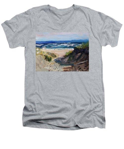 Bearberry Hill Truro Men's V-Neck T-Shirt