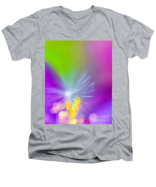 Beautiful Blur Men's V-Neck T-Shirt