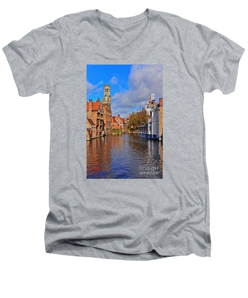 Beauty Of Belgium Men's V-Neck T-Shirt