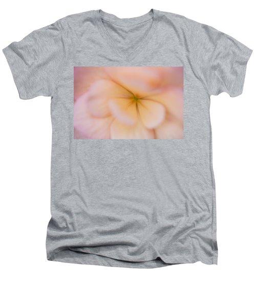 Begonia Men's V-Neck T-Shirt