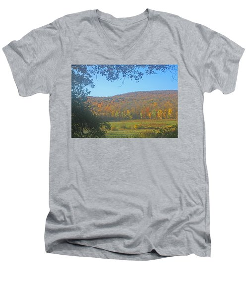 Berkshires Colors  Men's V-Neck T-Shirt