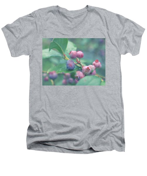 Berries For You Men's V-Neck T-Shirt