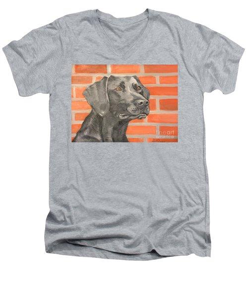 Best Friend Men's V-Neck T-Shirt