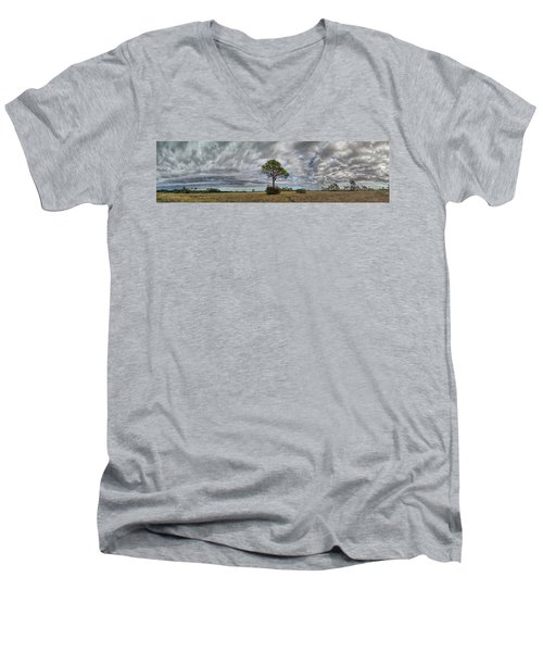 Big Cypress Men's V-Neck T-Shirt
