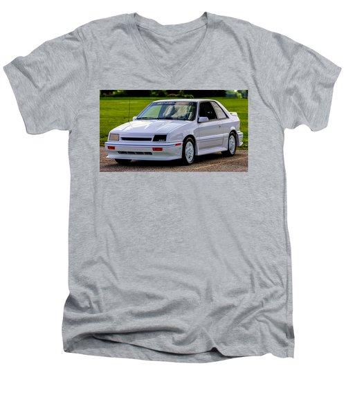 Birthday Car 01 Men's V-Neck T-Shirt