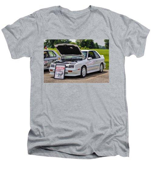 Birthday Car 02 Men's V-Neck T-Shirt