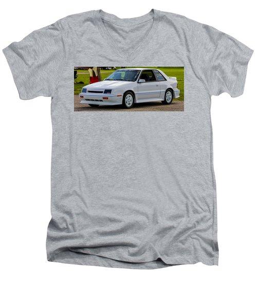 Birthday Car 03 Men's V-Neck T-Shirt