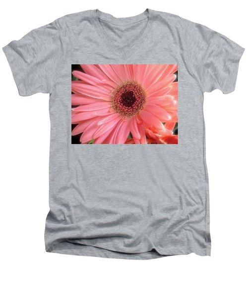 Bliss Men's V-Neck T-Shirt by Rory Sagner