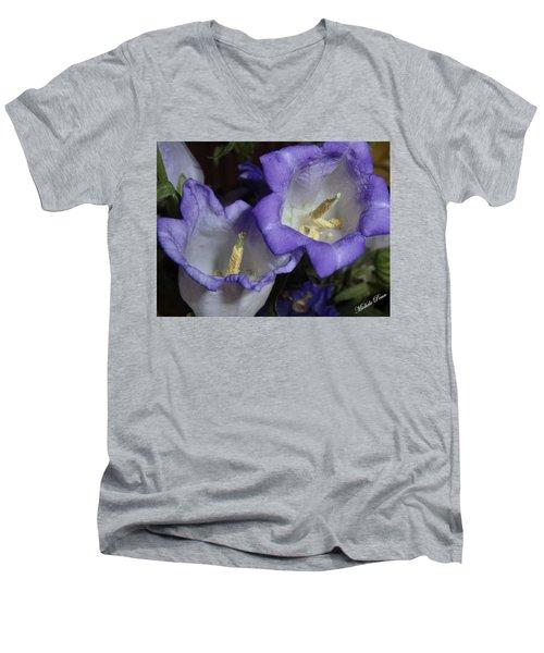 Blue Persuasion Men's V-Neck T-Shirt