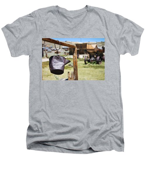 Bodie Ghost Town 2 - Old West Men's V-Neck T-Shirt