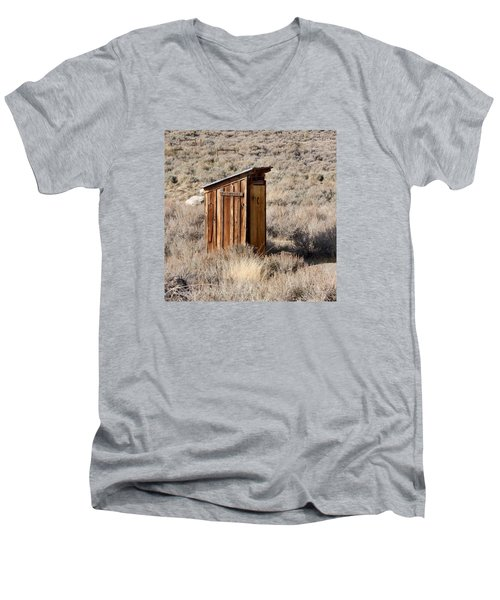 Bodie Outhouse Men's V-Neck T-Shirt