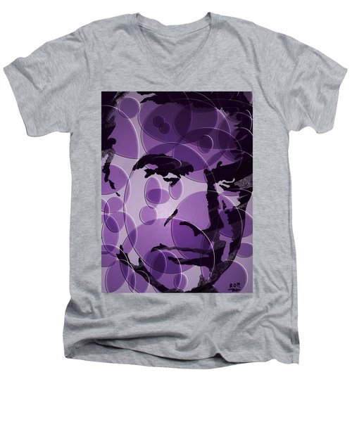 Bond Is Back Men's V-Neck T-Shirt