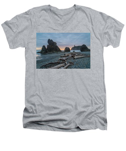 Bone Yard Men's V-Neck T-Shirt