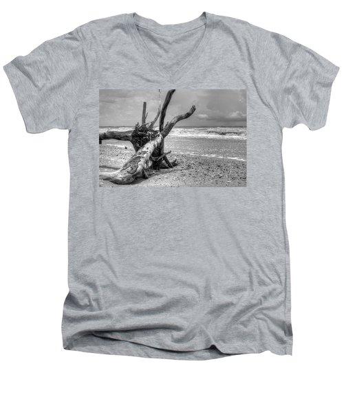 Botany Bay Men's V-Neck T-Shirt