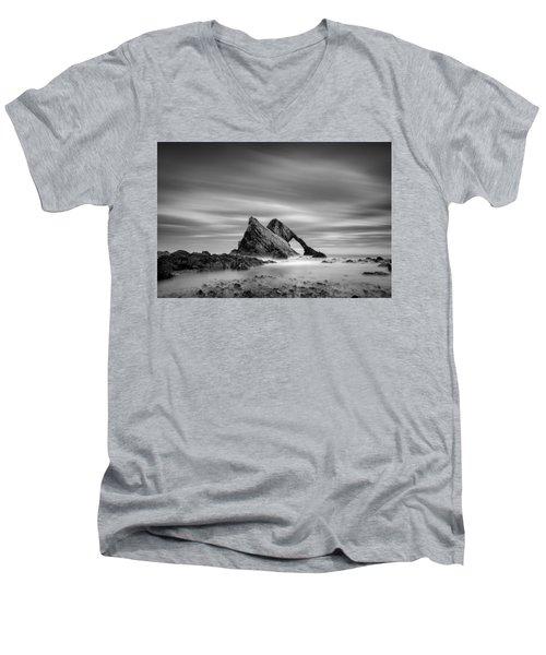 Bow Fiddle Rock 2 Men's V-Neck T-Shirt