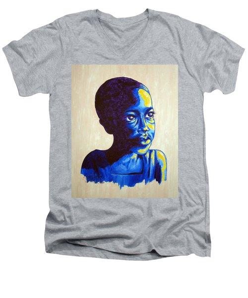 Boy Dreams Men's V-Neck T-Shirt