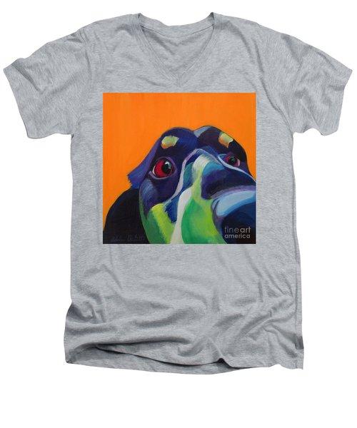 Boy Oh Boy Men's V-Neck T-Shirt