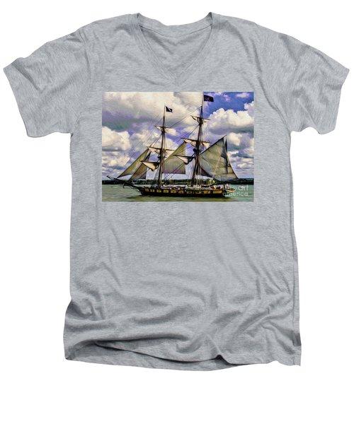 Brig Niagara IIi Men's V-Neck T-Shirt