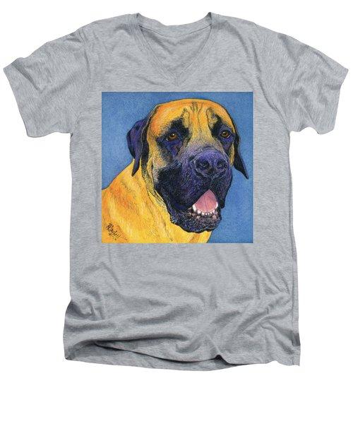 Brutus #2 Men's V-Neck T-Shirt