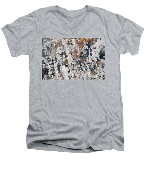 Bubble Up  Men's V-Neck T-Shirt
