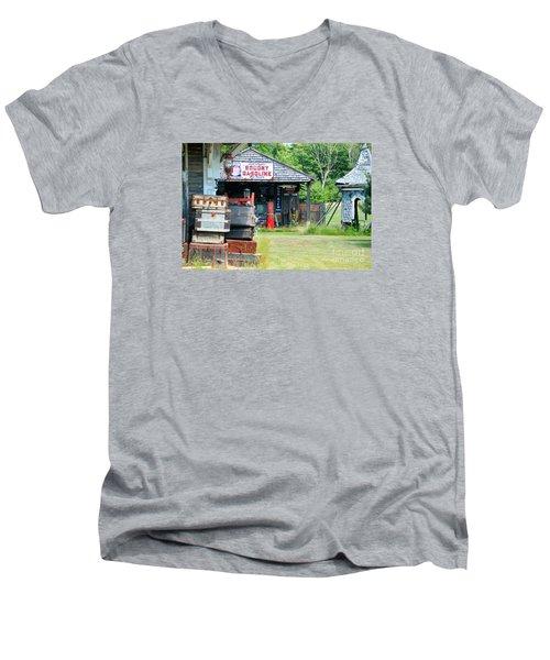 Bygone Men's V-Neck T-Shirt