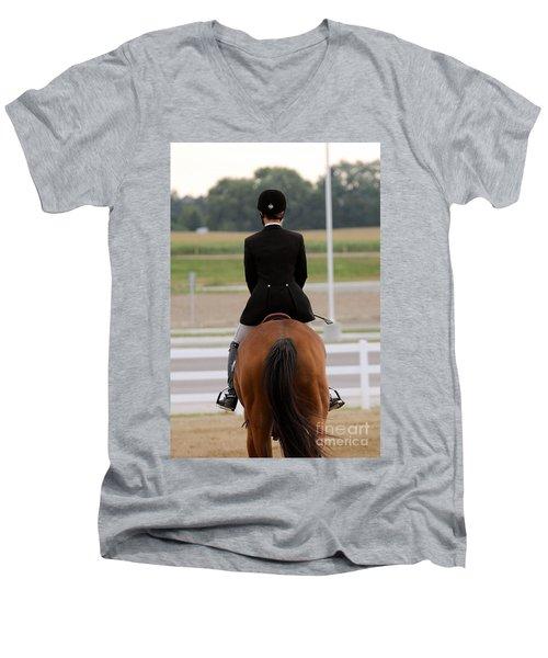Calm Ride Men's V-Neck T-Shirt