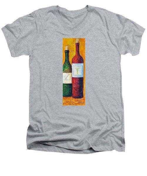 Cantina Campione Men's V-Neck T-Shirt