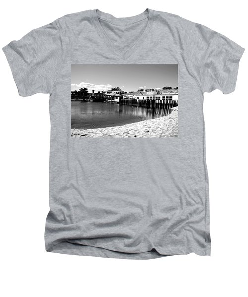 Capitola Men's V-Neck T-Shirt