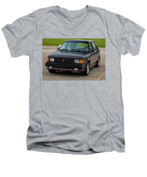 Car Show 002 Men's V-Neck T-Shirt