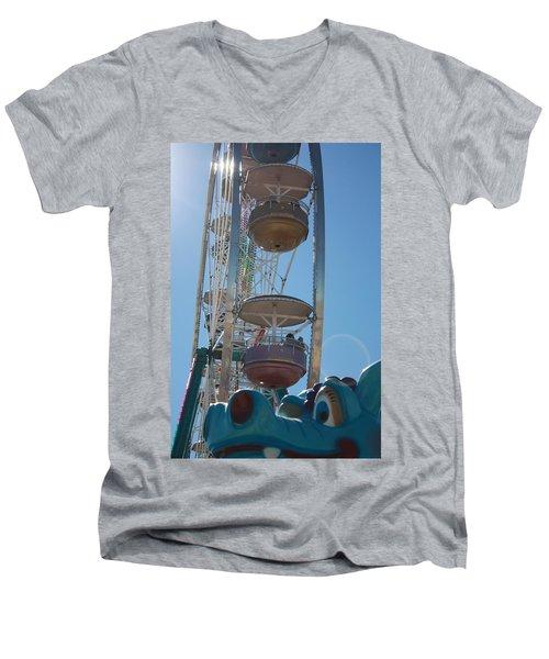 Carnival Fun Men's V-Neck T-Shirt