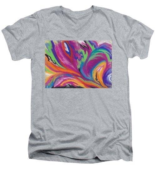 Carnivale Men's V-Neck T-Shirt