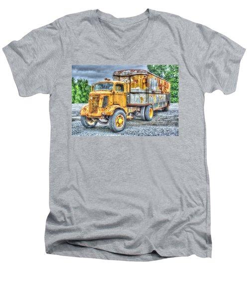 Carrier Men's V-Neck T-Shirt