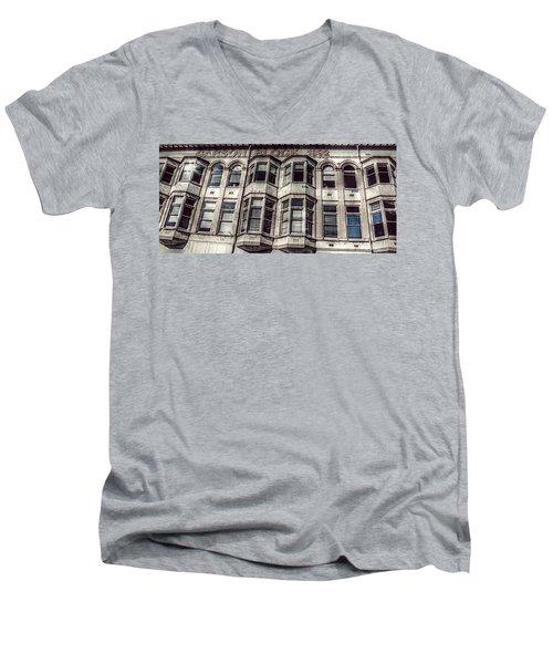 Carson Block Men's V-Neck T-Shirt by Melanie Lankford Photography