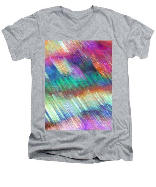 Celeritas 14 Men's V-Neck T-Shirt