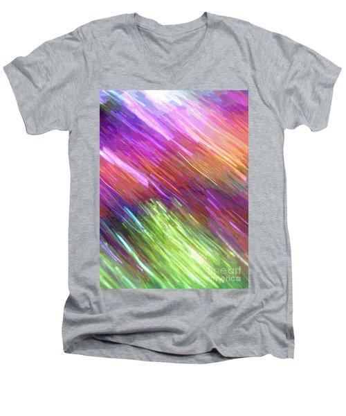 Celeritas 17 Men's V-Neck T-Shirt