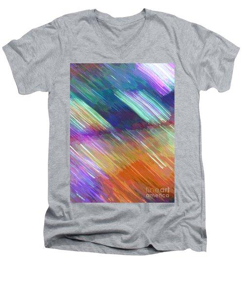 Celeritas 18 Men's V-Neck T-Shirt