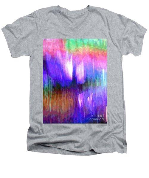 Celeritas 22 Men's V-Neck T-Shirt