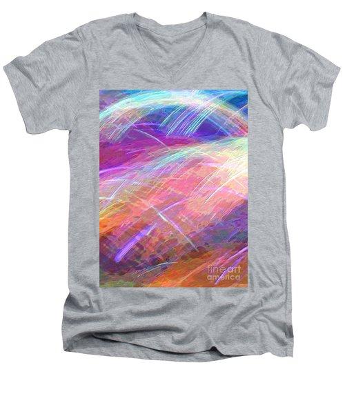 Celeritas 24 Men's V-Neck T-Shirt