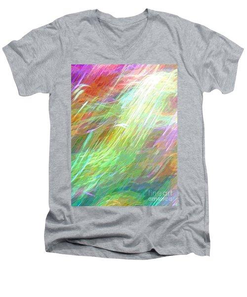 Celeritas 26 Men's V-Neck T-Shirt