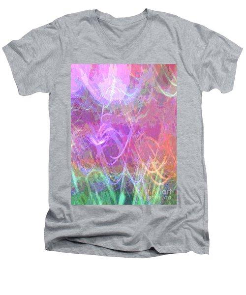 Celeritas 33 Men's V-Neck T-Shirt