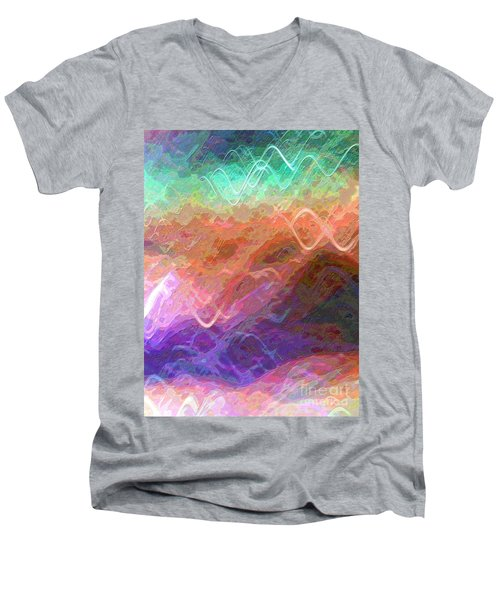 Celeritas 36 Men's V-Neck T-Shirt