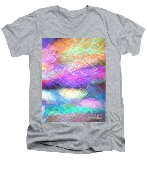 Celeritas 37 Men's V-Neck T-Shirt