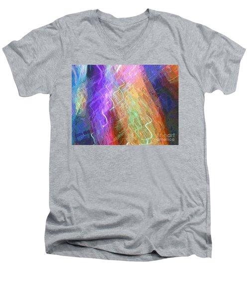 Celeritas 43 Men's V-Neck T-Shirt